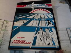 CAtalogue AIR LOISIRS,  Catalogue Pour Modélisme. Bateaux - France