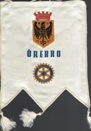 Vimpel  För  OREBRO.   SUEDE.    Rotary International - Organisations