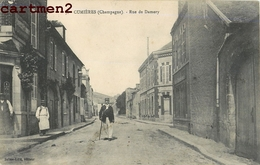 CUMIERES RUE DE DAMERY 51 - Unclassified