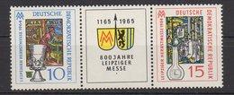 DDR / Leipziger Herbstmesse / MiNr. 1052, 1053