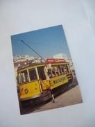 PORTUGAL : TRAMWAY COIMBRA  - Motrice N° 4 De 1910, Reconstruite En 1950 - Réseau Fermé En 1980 - Voir Les Scans - Tramways