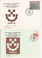 OSIJEK 78 - Internacional Grandmasters Chess Tournament / 7-22.4 1978 - Yougoslavie