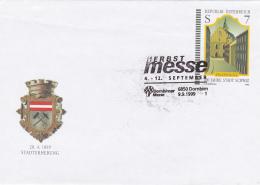 AUTRICHE : Entier Ostal Herbst Messe 4-12 Sept. 1999 - Entiers Postaux
