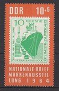 DDR / Nationale Briefmarkenausstellung, Berlin  / MiNr. 1056