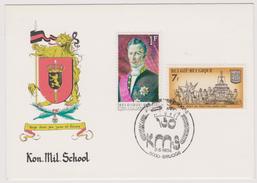 1351 Ko,.Mil. School Brugge - Cartas