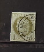 Colonie N°14 Oblitéré Guadeloupe - Pointe à Pitre   //  Cote : 17 Euros