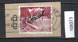 Schweiz Bundesverwaltung Zst.68 / Mi. 67 O - Service