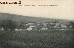 BASLIEUX-SOUS-CHATILLON  51 - France