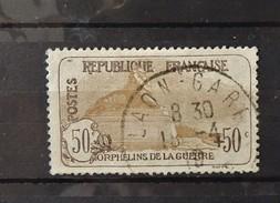 France N° 153   Orphelins //  Cote : 210 Euros