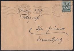 Berlin Ortsbrief EF Minr.7 Berlin 10.9.48 - Briefe U. Dokumente