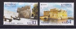 CYPRUS 2017 EUROPA CASTLES