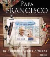GUINE BISSAU 2015 SHEET POPE FRANCIS PAPE FRANÇOIS PAPA FRANCISCO RELIGION Gb15908b - Guinea-Bissau