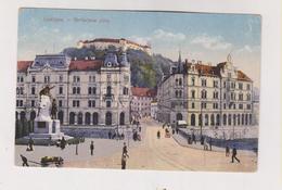 SLOVENIA LJUBLJANA Nice Postcard - Slovénie