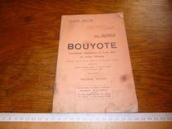 CB2  Livret Wallon De Jos Durbuy Bouyote - Zonder Classificatie