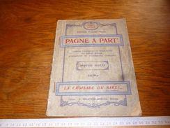CB2  Livret Wallon De Henri Tournelle Pagne à Part - Zonder Classificatie