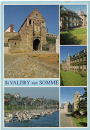 ST VALERY SUR SOMME - MULTIVUES - Saint Valery Sur Somme
