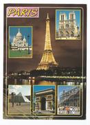 1993, Parigi E Le Sei Meraviglie - Paris Et Ses Mereveilles. - Altri Monumenti, Edifici