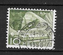 SVIZZERA  Suisse Helvetia     N. 483/US  -1949