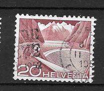 SVIZZERA  Suisse Helvetia     N. 485/US  -1949
