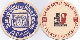 #D143-051 Viltje Brauerei Göller Zeil/Main - Beer Mats