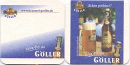 #D143-077 Viltje Brauerei Göller Zeil/Main - Sous-bocks