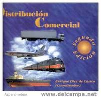 """""""DISTRIBUCION COMERCIAL"""" LIBRO ENRIQUE DIEZ DE CASTRO COORDINADOR SEGUNDA EDICION MC GRAW HILL TBE ESPAÑOL - Economie & Business"""