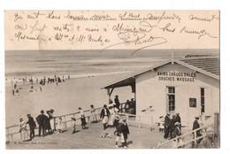 40 - MIMIZAN-PLAGE . Etablissement Des Bains - Réf. N°2739 - - Mimizan Plage