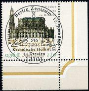 A12-08-4) BRD - Michel 2196 ECKE REU - Zentrisch OO Gestempelt (E) - 110Pf/56c   Hofkirche Dresden - [7] République Fédérale