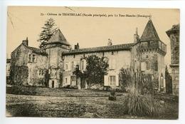 Bourg Des Maisons Château De Teinteillac - France
