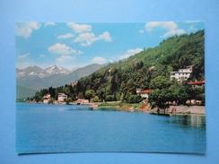 Suna - Verbania - Monte Rosso E Villa Mater - Veduta - Verbania
