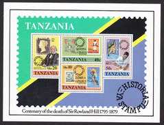 Tanzania, Scott #148a, Mint Never Hinged, Early Stamps Of Zanzibar Overprinted, Issued 1980 - Tanzania (1964-...)
