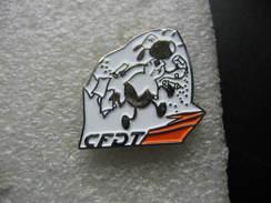 Pin's De La CFDT - Administrations
