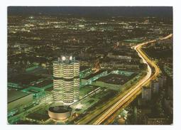 1994,München - Blick Vom Fernsehturm Aif Das BMW ß Und Stadgelände. - Muenchen
