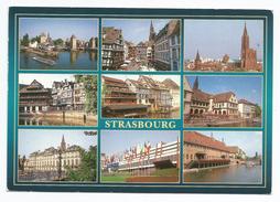 1994, Strasbourgo - Basso Reno - Vedutine - Strasbourg
