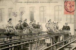 85  LES  SABLES D'OLONNE  -  Mise En Grille De La Sardine (rarete) - Sables D'Olonne