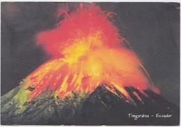 Tungurahua, Ecuador, Volcano, Unused Postcard [20081] - Ecuador