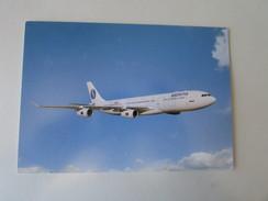 Sabena, Airbus A 320 - Belgien