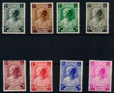 BELGIE    458/65   **  MNH  30.00€