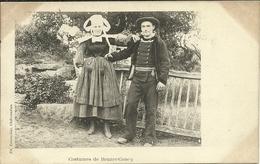 BEUZEC (CONQ)  -- Costumes                        -- Laussedat - Beuzec-Cap-Sizun