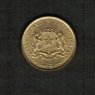 SOMALIA   5 CENTESIMI 1967 (KM #6) - Somalia