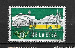 SVIZZERA  Suisse Helvetia     N.537 /US  1953