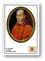D. HENRIQUE - O Casto - 1578/1580 - N.º 17 -  Monarquia Reis De Portugal Kings Rois - 1993 - Calendriers