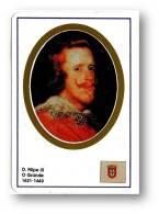 D. FILIPE III - O Grande - 1621/1640 - N.º 21 -  Monarquia Reis De Portugal Kings Rois - 1993 - Calendriers