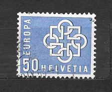 SVIZZERA  Suisse Helvetia  N. 631/US 1959