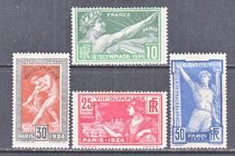 FRANCE  198-201  *   OLYMPICS  1924 - France