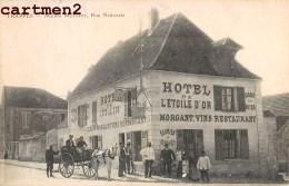 TRAPPES MAISON MORGANT RUE NATIONALE HOTEL DE L´ETOILE D´OR ATTELAGE 78 - Trappes