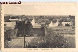 MONTESSON LE TENNIS VUE GENERALE 78 YVELINES - Montesson
