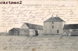LE MESNIL-SAINT-DENIS LA FERME DE BEAURAIN 78 YVELINES - Le Mesnil Saint Denis