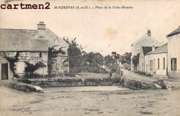 MAUREPAS PLACE DE LA CROIX-BLANCHE 78 YVELINES - Maurepas