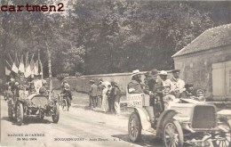 ROCQUENCOURT AUTO FLEURI MARCHE DE L'ARMEE AUTOMOBILE FETE MILITAIRE GUERRE 1904  78 YVELINES - Rocquencourt
